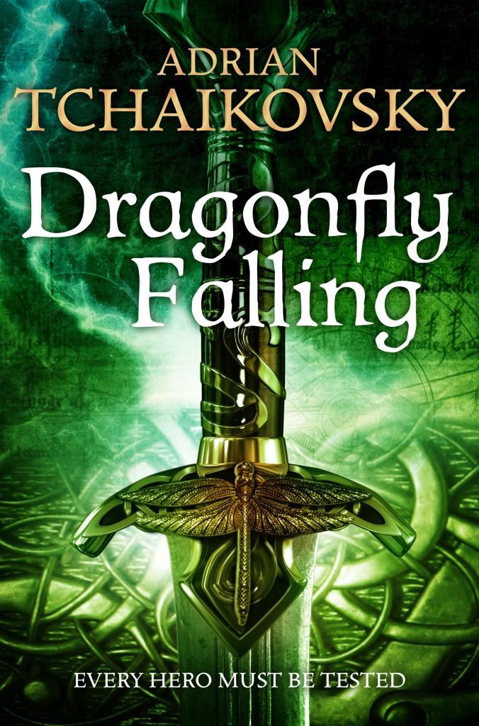 2 Dragonfly Falling