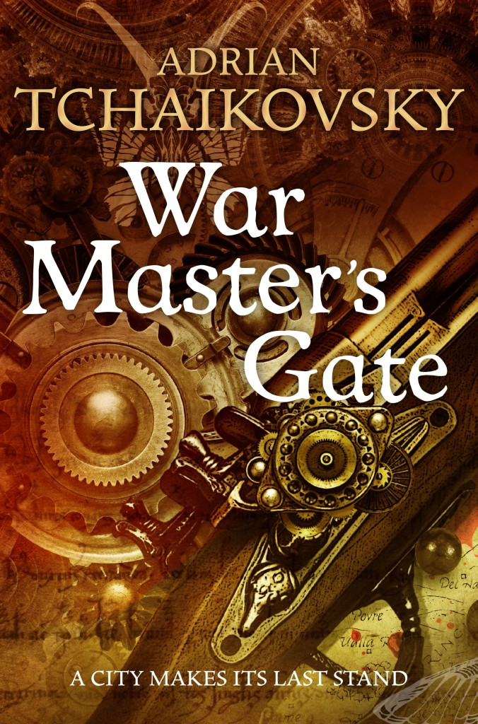 9 War Master's Gate